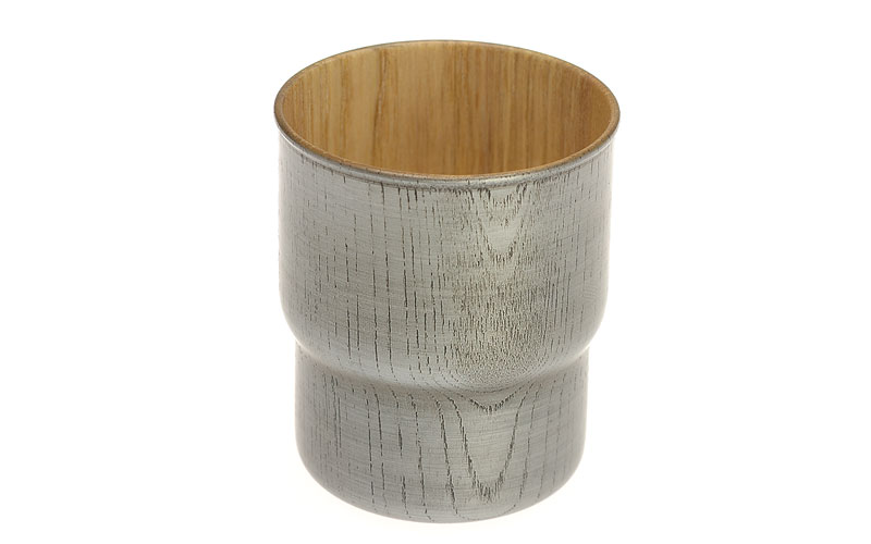 on the sunny side of the street Stacking Tumbler Silver