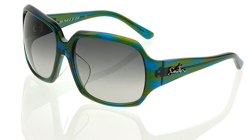SMITH GRACE Blue green tortoise